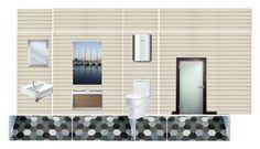 """санузел 2"" by margarita-shoshina on Polyvore featuring interior, interiors, interior design, дом, home decor и interior decorating"