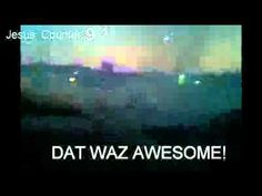 Bootleg fireworks gone wrong. Did he find Jesus, is this the second coming of the rapture!?! Hilarious video
