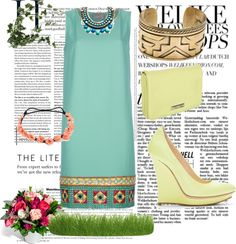 """Sin título #55"" by yijam-lee on Polyvore"
