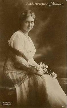 Prinzessin Maria von Rumänien, future Queen of Yugoslavia 1900 – 1961 Princess Alexandra, Princess Beatrice, My Princess, Princess Victoria, Queen Victoria, Grand Duke, Royal House, Royal Weddings, British Royals