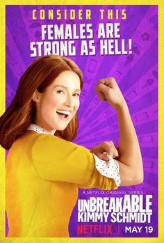SYNOPSIS: Diplôme de fin d'études secondaires en poche, Kimmy est prête pour l'université. De son côté, Titus a besoin d'un nouveau job, et peut-être même d'un nouveau petit…La saison 3 de Unbreakable Kimmy Schmidt a t-elle convaincu Marine Sialelli ?