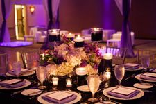 Purple Bat Mitzvah | Hyatt Regency Coconut Point | Photography by Aimee Rossi | Decor by Party Perfect | Event Planning from RSVP Parties & Events