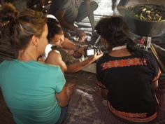 Local food and tribal home visit - cycling tours in Northeast