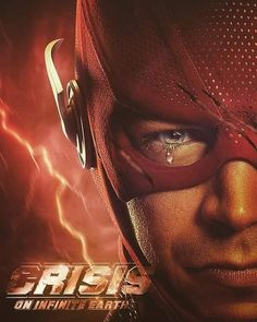 Crisis on infinite earth Concessão Gustin, The Flash Poster, Flash Comics, Dc Comics, Flash Tv Series, Flash Wallpaper, Flash Barry Allen, Black Spiderman, The Flash Grant Gustin