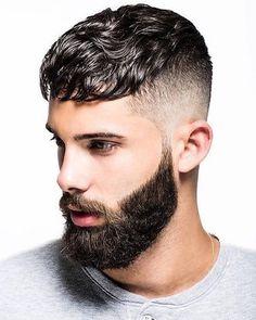 capelli uomo rasati lato taglio 2018