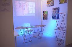 Plume design furniture launch at the Design Junction edit London September 2015