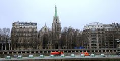 American church in Paris by Deepak Amembal on 500px