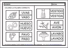 Lectura y escritura en mayúsculas: V.  http://arasaac.org/materiales.php?id_material=983