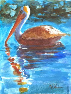 Pelican 2-Sided Garden Flag