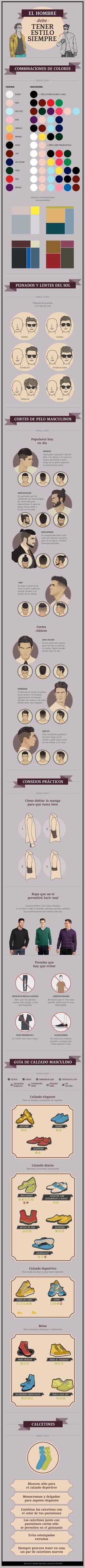 Genial.guru tetrae los mejores consejos para hombres que quieren lucir completamente bien todos los días. Esuna auténtica guía del estilo masculino.