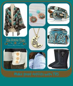 Country wear  http://www.therusticshop.com/?store=therusticmontanaboutique