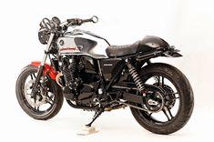 Racing Cafè: Honda CB 1100 by Steel Bent Customs