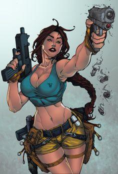 Lara Croft the Tomb Raider