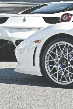 Lamborghini & Ferrari | super cars ❇