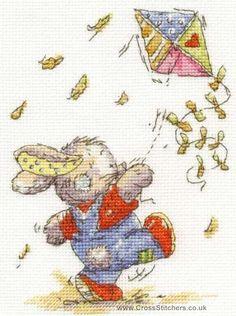 Cross Stitch Kits, Cross Stitch Charts, Embroidery & Tapestry Kits - Very Crafty Dmc Cross Stitch Kits, Cross Stitch Baby, Cross Stitch Animals, Cross Stitch Flowers, Cross Stitch Charts, Cross Stitch Patterns, Cross Stitching, Cross Stitch Embroidery, Margaret Sherry