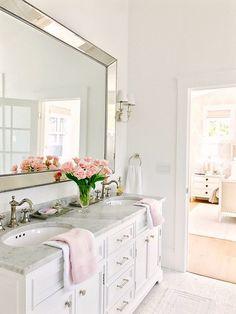 20 pink bathroom ideas take a bath bathroom beautiful bathrooms rh pinterest com