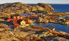 Weather Island, Sweden