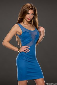 Rochie de Ocazie Marcella Blue Cod: 121 Bodycon Dress, Sexy, Dresses, Fashion, Blue, Vestidos, Moda, Body Con, Fashion Styles