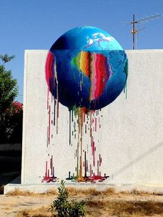 Street Art by Brusk | Cuded