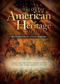 Great 30 m minute segments from David Barton Building on the American Heritage series. Can order on Amazon.