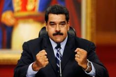 """Image copyright                  Reuters                  Image caption                     Maduro dijo que hay un plan para sacarlo del poder.   El presidente de Venezuela, Nicolás Maduro, denunció que un avión espía estadounidense """"con capacidades técnicas letales"""" ingresó en el espacio aéreo venezolano en dos ocasiones durante la última semana. """"Nuestra aviación militar detectó el ingreso ilegal, para labores de espionaje inus"""