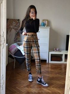 50 school fashion for grunge outfits 2019 na ie comment friday untitled Girl Outfits Tumblr, Mode Outfits, Jean Outfits, Fall Outfits, Casual Outfits, Summer Outfits, Summer Clothes, Hijab Casual, Cute Grunge Outfits