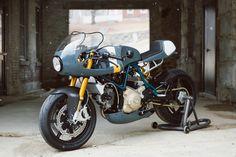 Ducati Leggero by WSM