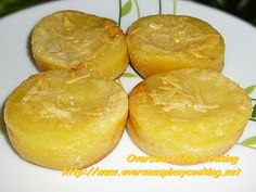 SPECIAL ROYAL BIBINGKANG , VIGAN BIBINGKA  ~~INGREDIENTS~~ 2 cups glutinous rice flour 1 cup canned coconut cream 1/2 cup fresh milk 4 large egg yolks 1 cup sugar 1/2 cup grated cheddar cheese 1/4 cup margarine~~~~