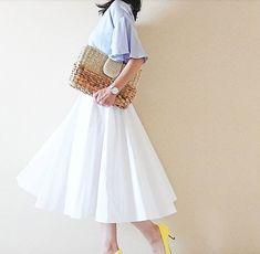 これぞモテスカート! ユニクロのサーキュラースカートが買い! | アリシー