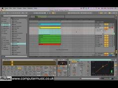 Using Ableton Live's Reverb Freeze to create organic build-up FX - YouTube