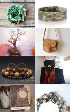 May's Earthy Trends by Heather on Etsy--Pinned with TreasuryPin.com