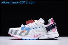 edec3f5477 2018 New Parra x Off-White x Nike Air Presto 2 AA3830-14023 For Sale