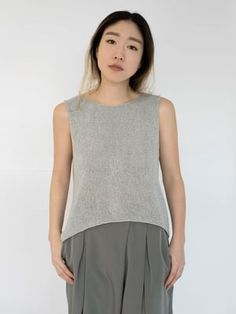 Slope Tank: Front
