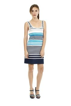 Marc by Marc Jacobs Paradise Stripe Jersey