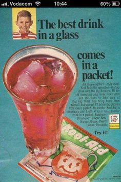 Kool-Aid Western Party Decorations, Western Parties, Good Old Times, The Good Old Days, Vintage Labels, Vintage Ads, Nostalgic Images, Event Themes, Kool Aid