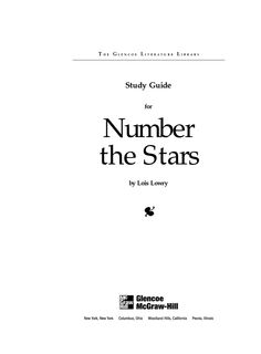 number the stars analysis essay Transcript of the fault in our stars character analysis.