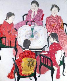生誕100年記念 秋野不矩展:神奈川県立近代美術館