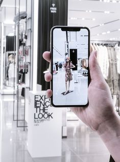 Zara Is Changing How We Shop Through Augmented Reality+#refinery29uk