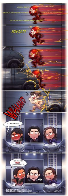 The Flash: Phasin through objects gone wrong by DarkLitria on DeviantArt The Flashpoint, Funny Phone Wallpaper, Gone Wrong, Dc Legends Of Tomorrow, Flash Arrow, Man Alive, Tree Branches, New Pictures, Marvel Dc