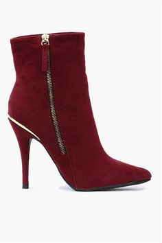 Lone Star Boot in Burgundy