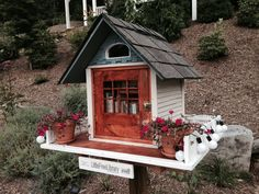 Nancy East. Lake Junaluska, NC. I have long admired Little Free Libraries in other locations. Imagine my surprise when my husband and children surprised me with one on Mother's Day this year, built by a friend who is a skilled wood worker! My own mother, whose memory our library is dedicated to, instilled in me a great passion for reading and books. What better way to honor her beautiful memory and provide a lasting tribute to her in our neighborhood.