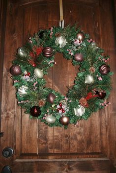 Do it yourself christmas wreaths christmas wreath do it yourself do it yourself christmas wreaths christmas wreath do it yourself crafts pinterest christmas crafts pinterest wreaths and craft solutioingenieria Images