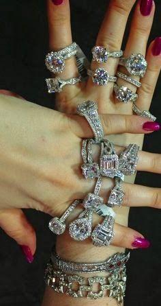 ♔ Diamonds...<3<3
