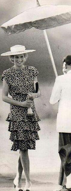 Diana, Princess of Wales.