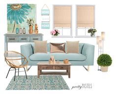 """Senza titolo #6116"" by waikiki24 ❤ liked on Polyvore featuring interior, interiors, interior design, home, home decor, interior decorating, Safavieh, Nimbus, Trademark Fine Art and Modern Alchemy"