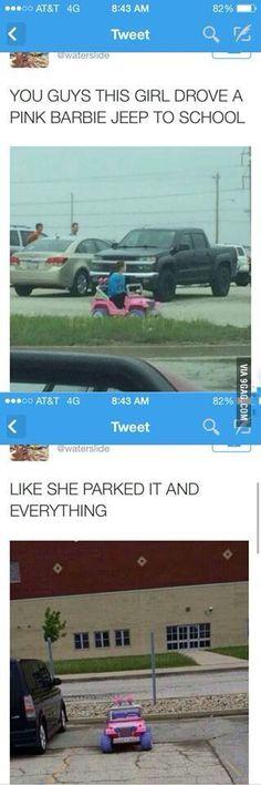 That's badass