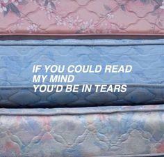 Imagem de quote, tears, and grunge