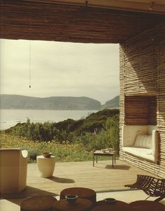 Seth Stein Architects - House Lewin, Plettenberg Bay, South Africa
