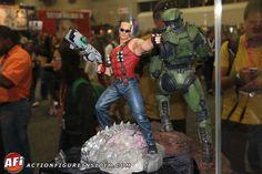 Action Figure Insider Galleries: Premium Format Duke Nukem