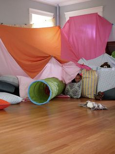 9 creative indoor forts - Today's Parent